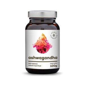 Aura Herbals Ashwagandha – 200tabl