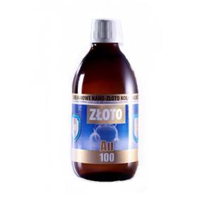 Pro Activ Niejonowe Nano-Złoto Koloidalne AU 100 – 300ml