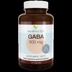 Medverita Gaba (500mg) – 100caps.