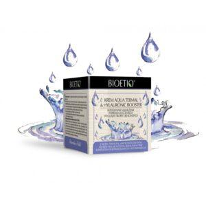 BIOETIQ  Krem Aqua termal & Hylauronic Booster