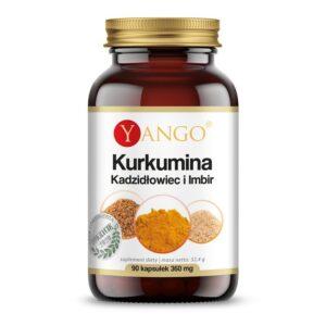 Yango Kurkumina , suplement diety, zielarnia klasztorna