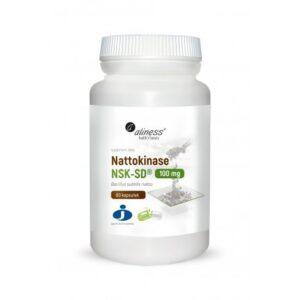 Aliness, nattokinaza, suplement diety