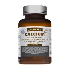 singularis, calcium, suplement diety