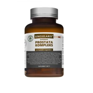 Singularis, prostata kompleks, suplement diety